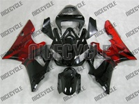 OEM Style Red R1 Fairings
