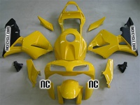 Honda CBR600RR Yellow Fairings