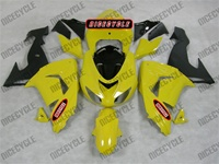 Kawasaki ZX10R Yellow Fairings