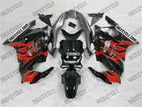 Honda CBR 600 F3 Red/Dark Sliver Fairings