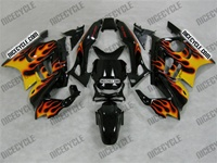 Honda CBR 600 F3 Blazin' Flame Fairings