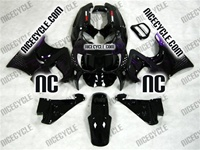 Honda CBR 900RR Deep Purple Flame Fairings