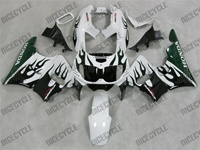 Honda CBR 900RR White Flame Fairings