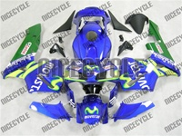 Movistar Honda CBR600RR Motorcycle Fairings