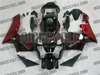 Honda CBR600RR Fire Flame Fairings