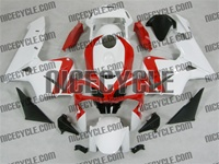 Honda CBR600RR Red/White Fairings