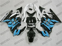 Honda CBR600 F3 Bright Blue Fairings