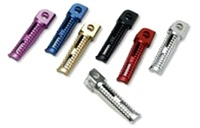Sportbike Foot Pegs