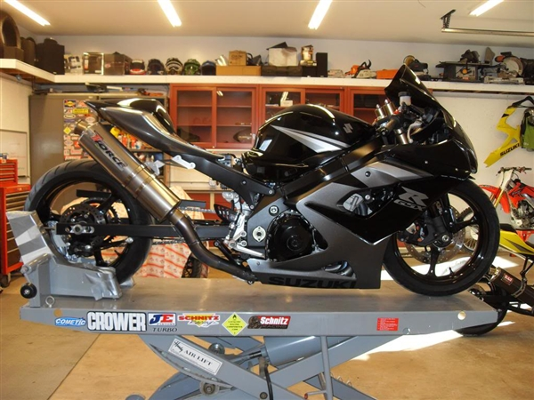 Black/Silver 2005-2006 Suzuki GSXR 1000 Motorcycle Fairings | # 904 ...