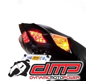 Suzuki Gsxr 1000 Integrated Tail Light Led Power Grid