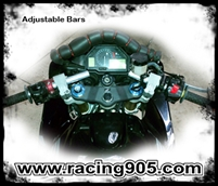 Adjustable Bars 48mm