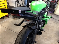 Kawasaki ZX6R 2013-2015 12 O'Clock Bar