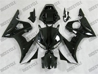 Yamaha YZF-R6 Ghost Flame Fairings