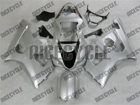 Suzuki GSX-R 1000 Pure Silver Fairings