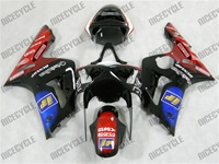 Kawasaki ZX6R Playstation Fairings