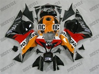 Honda CBR600RR Repsol Race Fairings