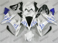 Yamaha YZF-R1 Arctic Fire Fairings