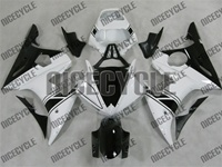 Yamaha YZF-R6 Racing White Fairings