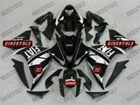 Yamaha YZF-R1 FIAT Black Fairings
