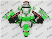 Kawasaki ZX6R Green Monster-ous Fairings