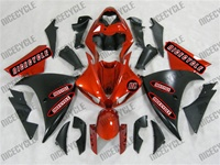 Yamaha YZF-R1 Candy Orange Fairings