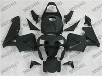Honda CBR600RR Flat Black Fairings