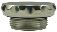 ZX14 (06-08) OIL CAP POLISHED ALUMINUM, ENGRAVED WITH LRC (products code #A3057LRC)