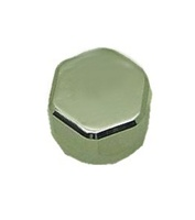 POLISHED SUZUKI OIL CAP (product code# A3169)