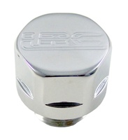 POLISHED SUZUKI OIL CAP ENGRAVED WITH LRC(product code# A3169LRC)