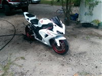 Honda CBR1000RR Flamed Fairings
