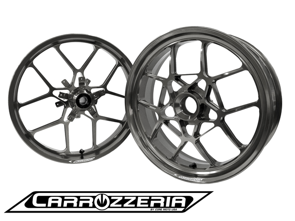 Suzuki GSX-R 1300 Hayabusa '13-'16 Carrozzeria Wheels