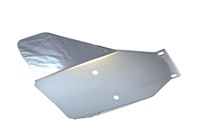 Triple Chromed Hayabusa (99-07) Belly Pan (product code #CA2588)