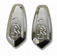 Triple Chromed R1 Mirror Caps (product code# CA2949)