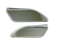 TRIPLE CHROMED - HAYABUSA TANK PADS (99-07) (Product Code #CA3175)