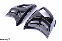 Can Am Spyder Carbon Fiber Part