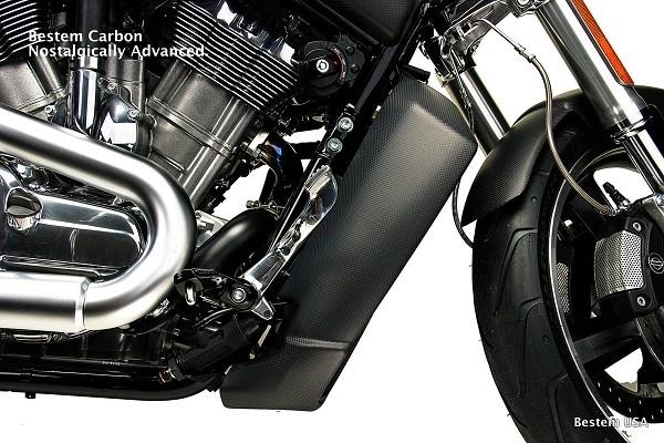 Harley Davidson V Rod Muscle Vrscf Saddlebags
