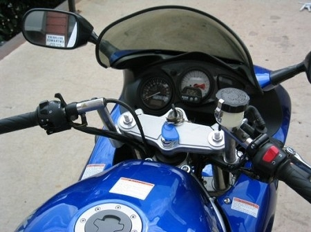 Suzuki Gs  Handlebars