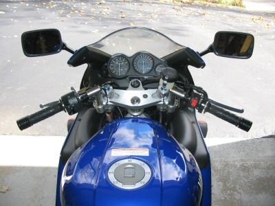 Yamaha YZF 600R ConvertiBARS Handlebar Riser System