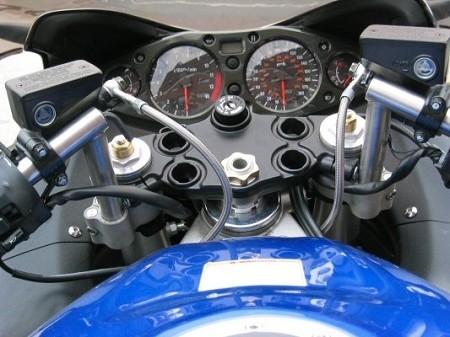 Suzuki Hayabusa GSX 1300R ConvertiBARS Handlebar Riser System