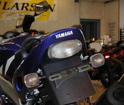 Honda Grom Price >> Yamaha (97-07) YZF600R Tail Light LED