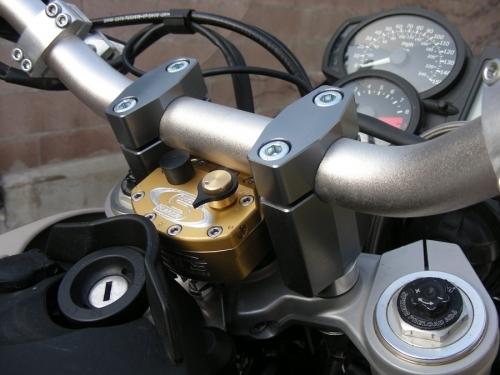 Bmw F700gs 13 17 Scott S Steering Damper Stabilizer Kit