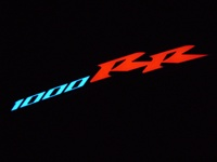Honda CBR1000RR Electriglo Decal