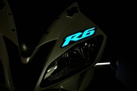 Yamaha YZF R6 Electriglo Decal