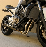 Graves Yamaha FZ-07 Full Exhaust