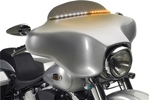 Street Glide For Sale >> Harley Touring '96-'13 Windshield Trim Sequential LED Turn Signals