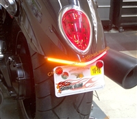 Triumph Rocket III LED Fender Eliminator