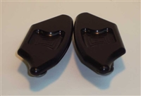 Yamaha '08-'11 R6 Mirror Blockoffs by Gregg by Greggs Customs (Various Colors)