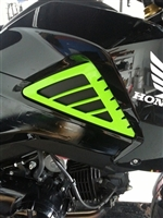 HONDA GROM TANK SIDE COVERS