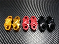 Honda Grom Billet Purch Clamp