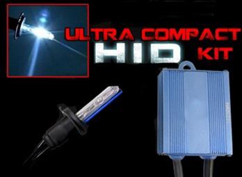 Honda Hid Xenon Light Kit Cbr 600 F4 1999 2000 Ultra Compact Dual Hid